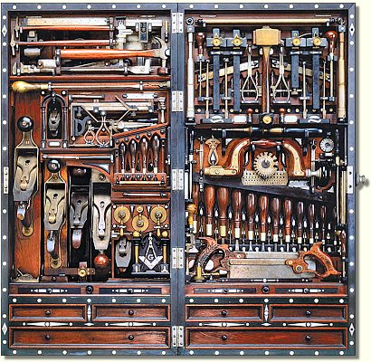 The H.O. Stucley Tool Chest.