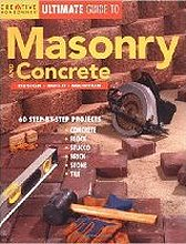 Ultimate Guide to Masonry & Concrete